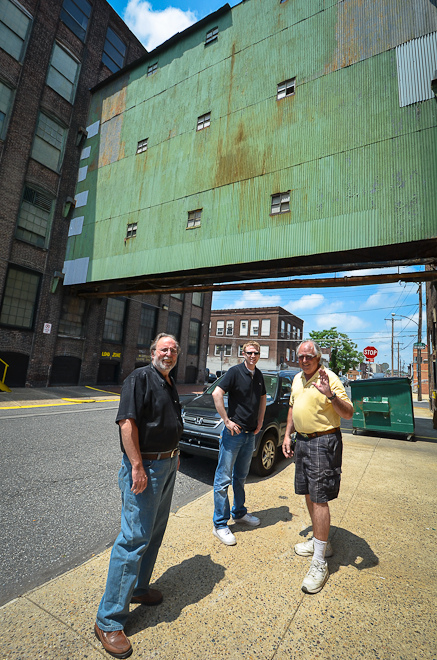 In Port Richmond, An Industrial Legacy Lives On