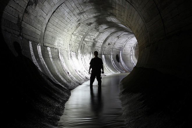 Mill Creek sewer