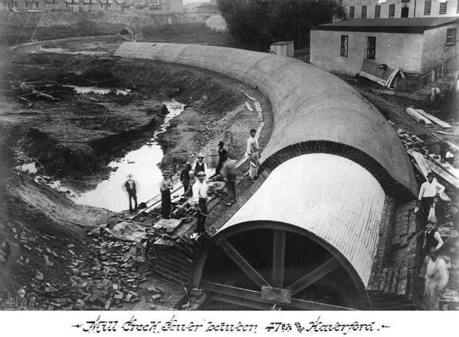 Mill Creek historical