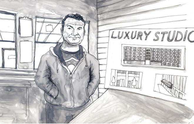 Jesse Munoz   Illustration: Ben Leech
