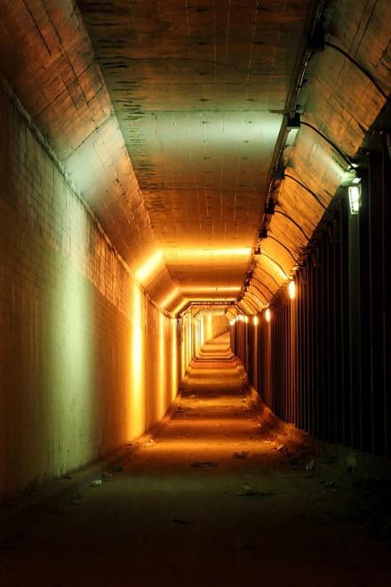 Spring Garden St. Trolley Tunnel