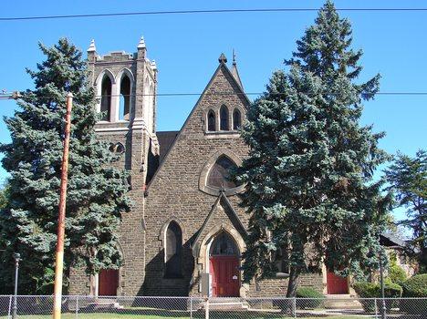 Wakefield Presbyterian/Goodwill Baptist Church