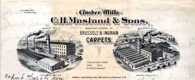 C.H. Masland & Sons