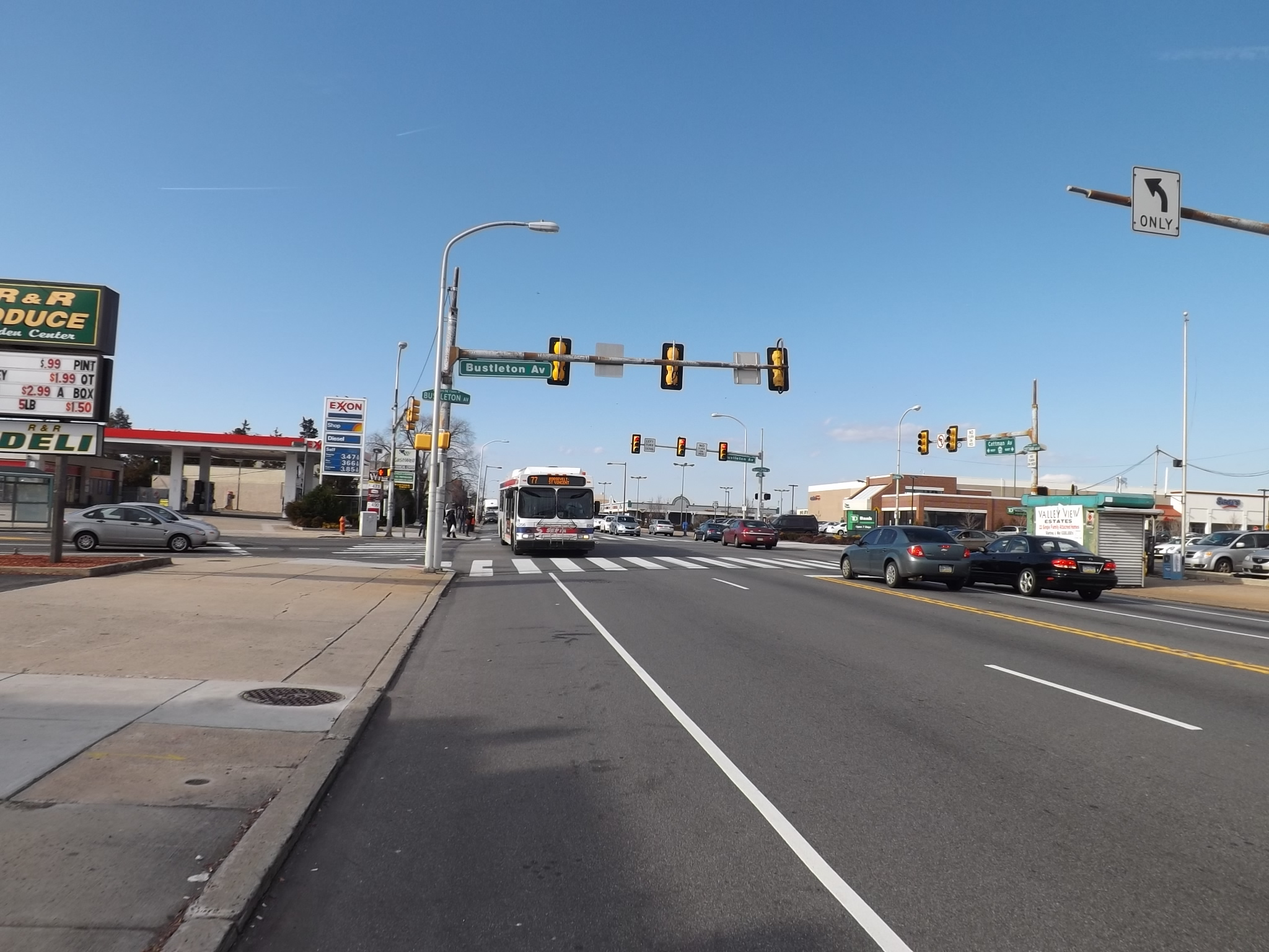 As Central Northeast District Plan Moves Forward, Cottman Avenue Becomes Focus