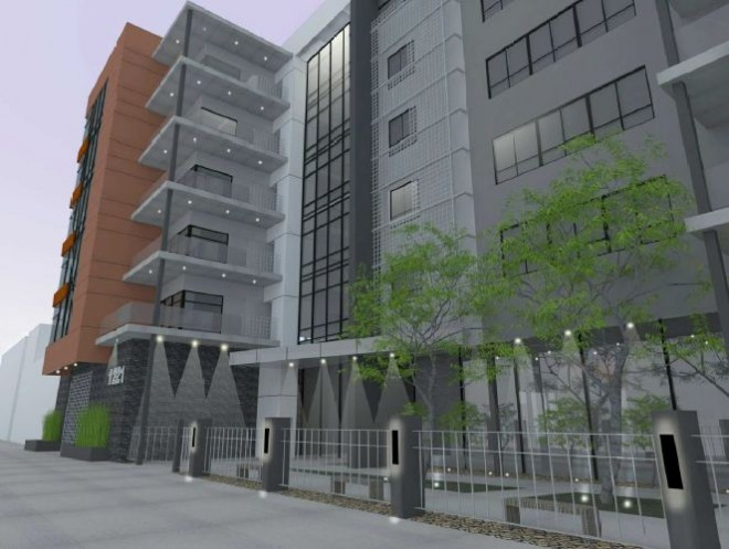 Proposed rendering of project at Broad and Wharton | Image Landmark Architectural Design