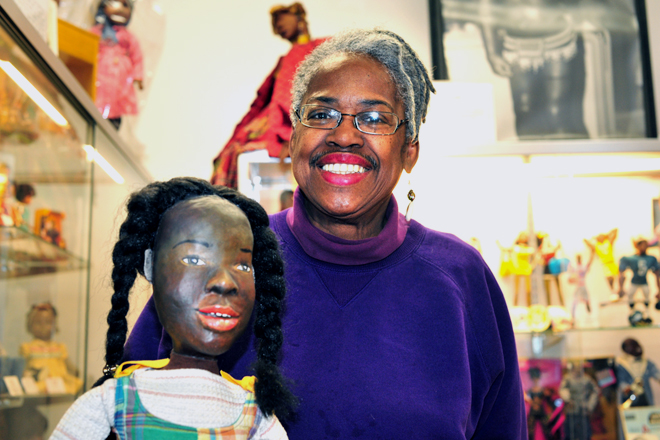 At Broad And Dauphin, The Doll Museum Lives On