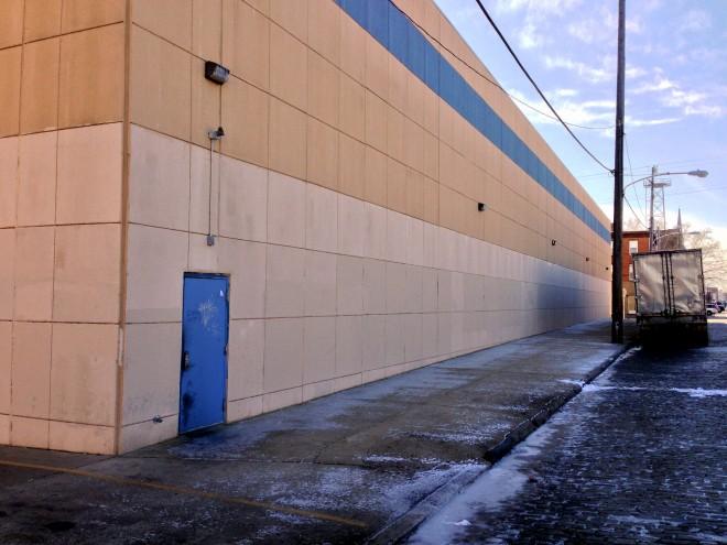 Jacquin's distillery warehouse   Photo: Michael Klusek