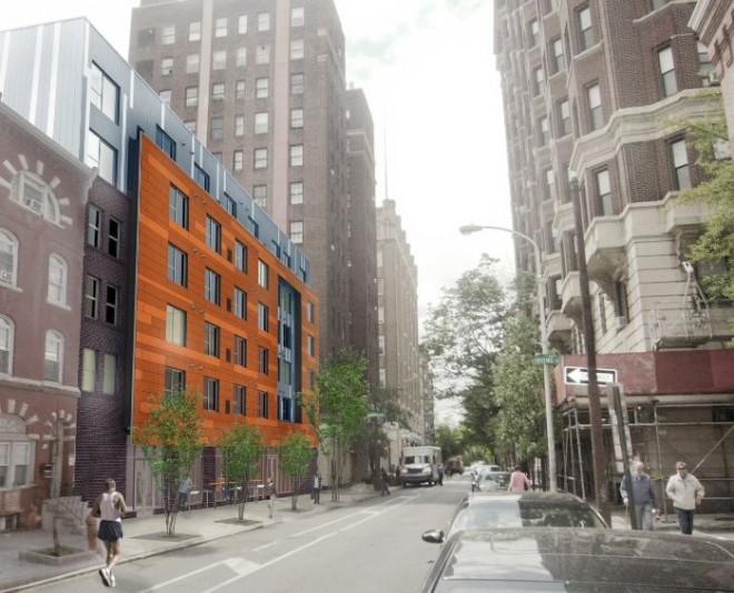 John C. Anderson Apartments | Image: WRT