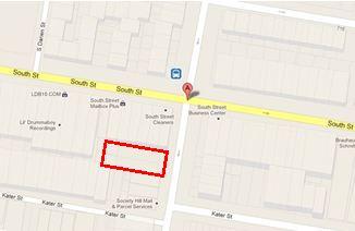 602 S. 8th Street   Image: Googlemaps