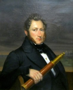 Portrait of John Patterson Levy | Image courtesy of Independence Seaport Museum