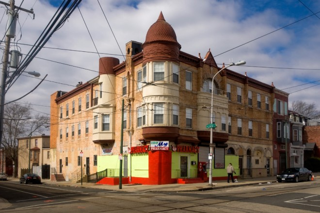 The foundation of the Barnes empire | 40th & Filbert