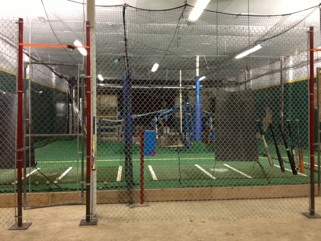 Opening Day Near For Batting Cages At Sixth And Girard