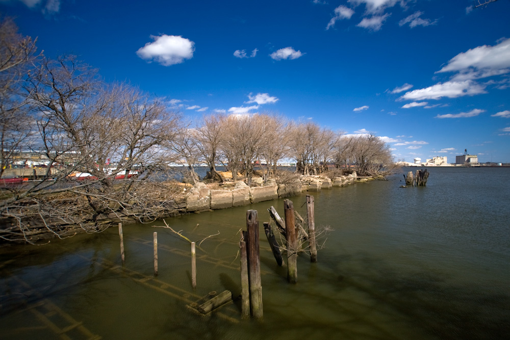 Feeling Climate Change Along The Chemical Estuary
