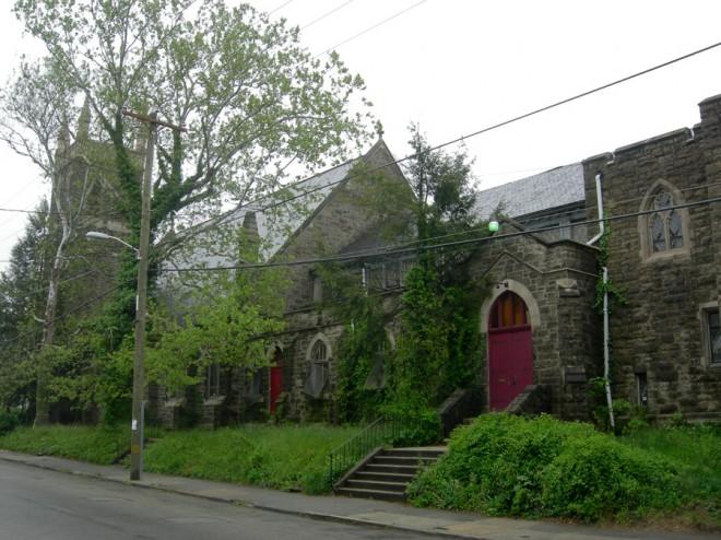 New Covenant Baptist Church   Photo courtesy of the Preservation Alliance of Greater Philadelphia