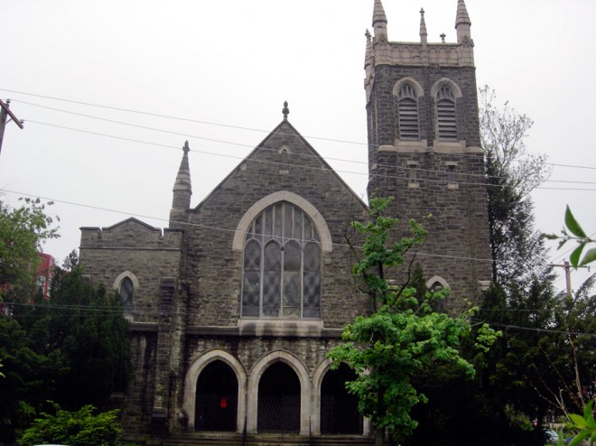 New Covenant Baptist Church | Photo courtesy of the Preservation Alliance of Greater Philadelphia