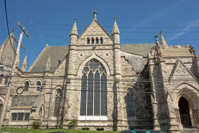 Christ Memorial Reformed Episcopal Church | Photo: Theresa Stigale