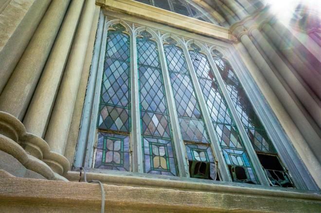 Word Tabernacle Baptist Church   Photo: Theresa Stigale