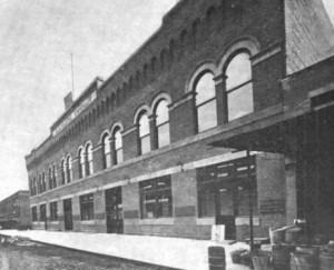 D.B. Martin Company Headquarters a few weeks after opening | Source: National Provisioner, Vol. 38, Number 3.