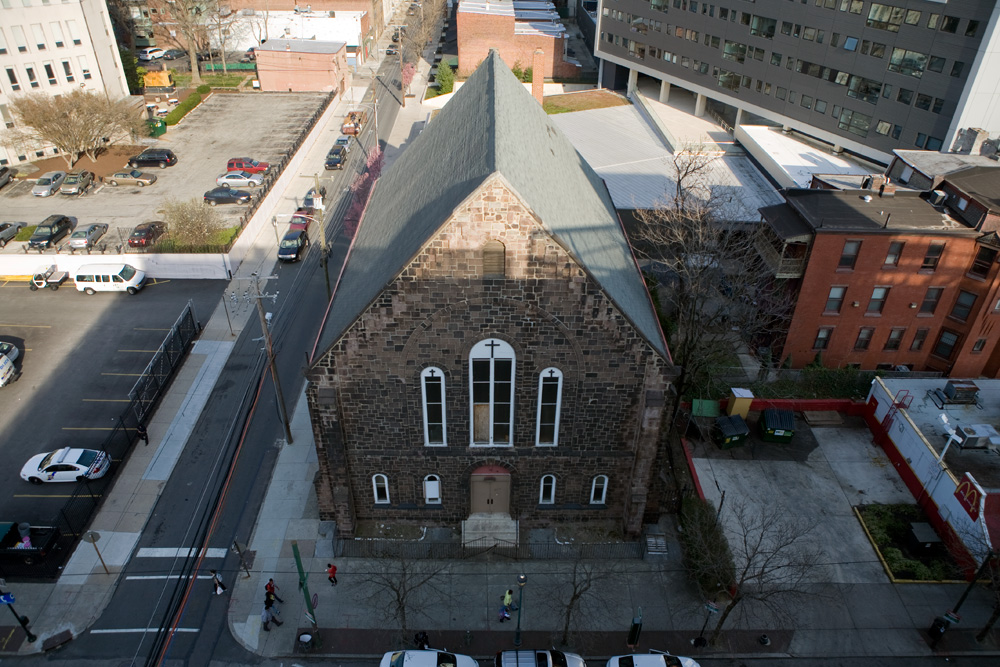 At 40th & Sansom Church, The Possibilities—And Limits—Of Reuse