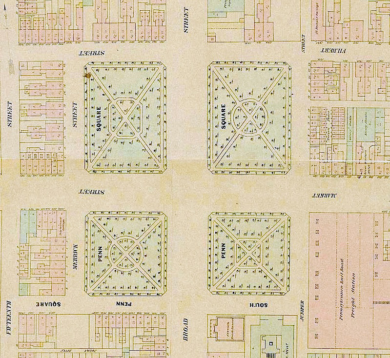 Of Philadelphia Maps And Mapmakers