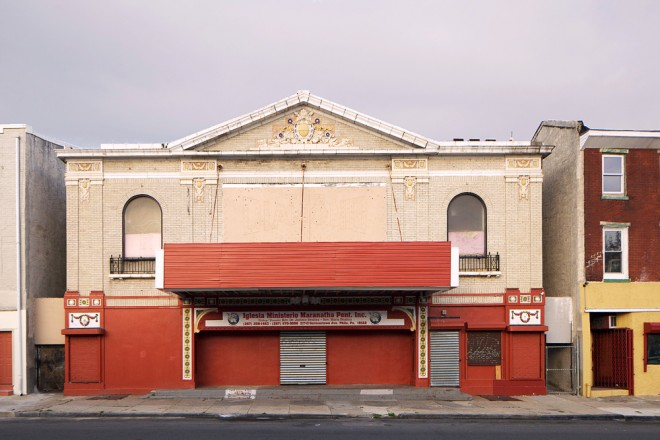 Diamond Theater, 2119-2123 Germantown Ave. | Photo: Peter Woodall