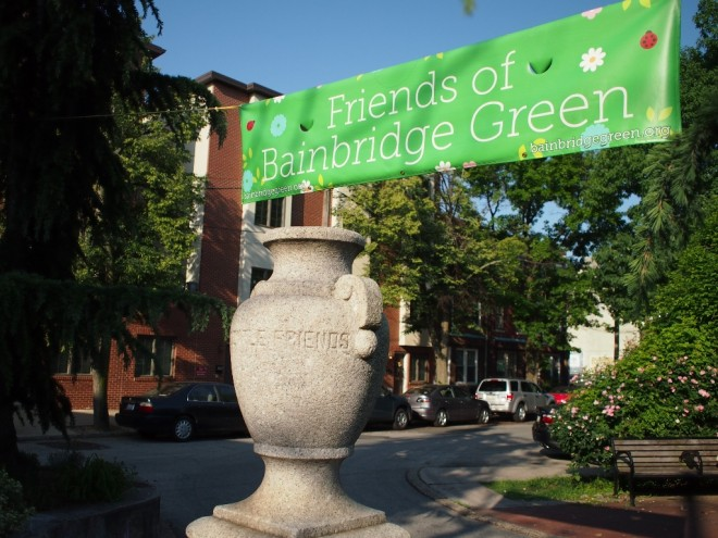 Friends of Bainbridge Green | Photo: Nathaniel Popkin