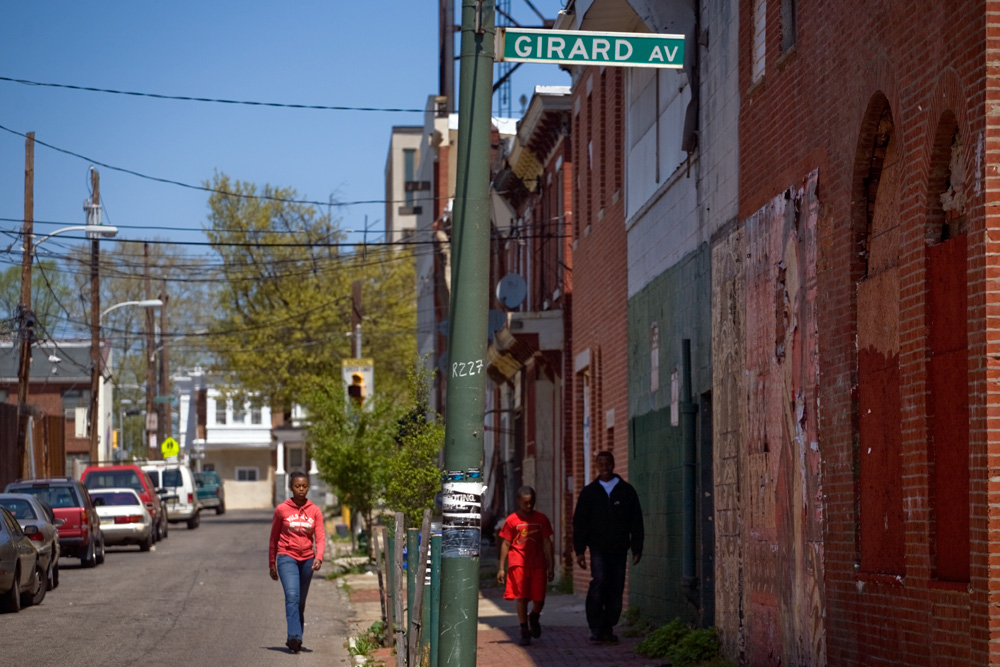 West Girard Avenue, Brewerytown's Backbone On The Mend