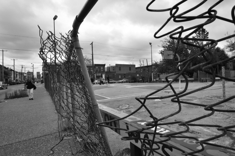 In Point Breeze, Redemption For A Park