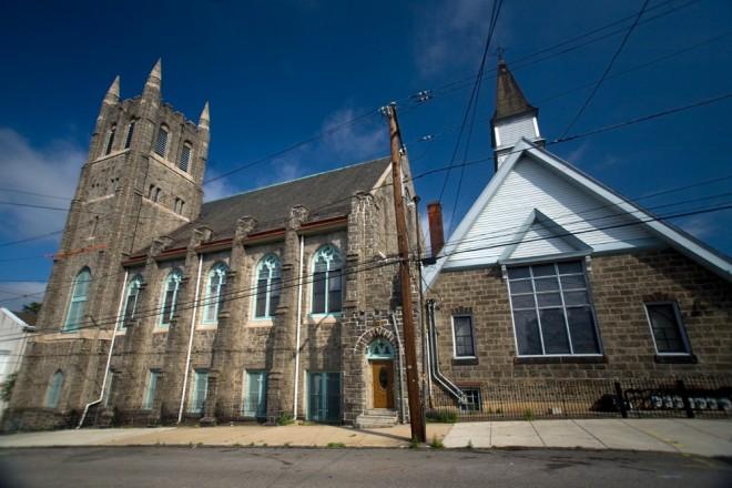Wissahickon Methodist Episcopal Church/Terrace Street Condos | Photo: Bradley Maule