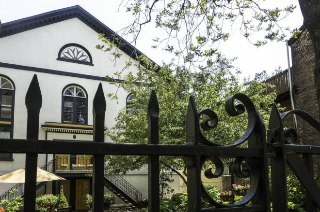 Third Baptist Church/Neziner Synagogue/Neziner Court Condominiums | Photo: Theresa Stigale