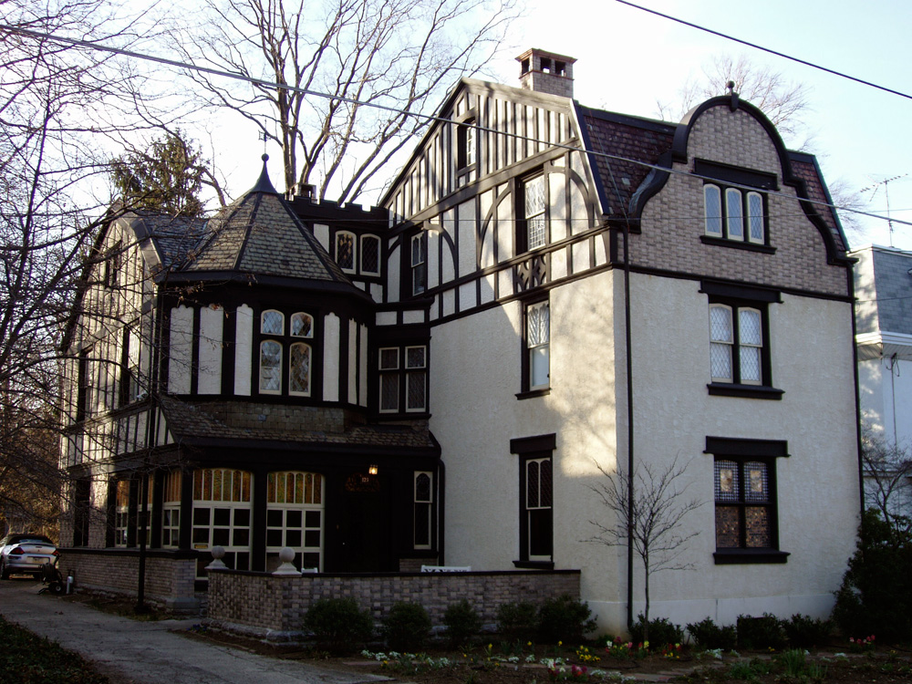 In Germantown, Conflict Over House's Historic Designation