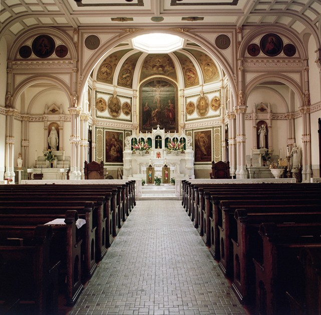 St. Michael Roman Catholic Church | Image: St. Michael Parish