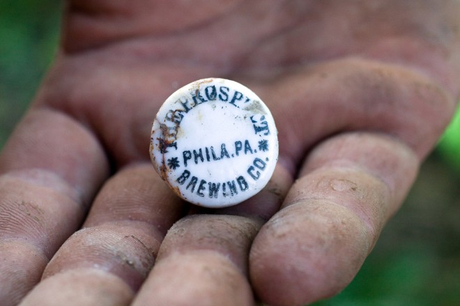 Prospect Brewing bottle top | Photo: Peter Woodall