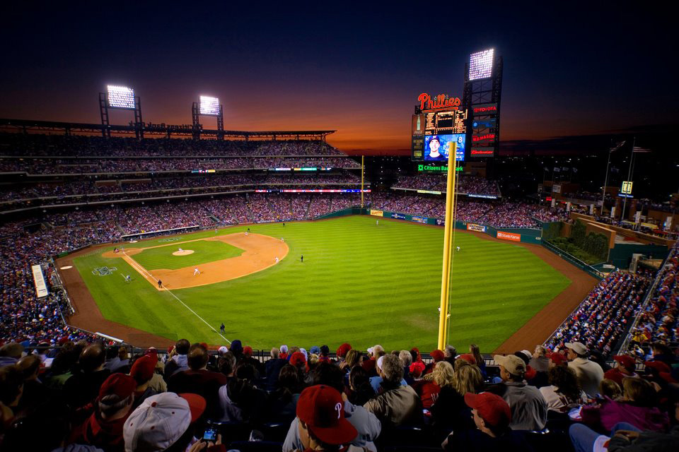 On Ten Years At Citizens Bank Park