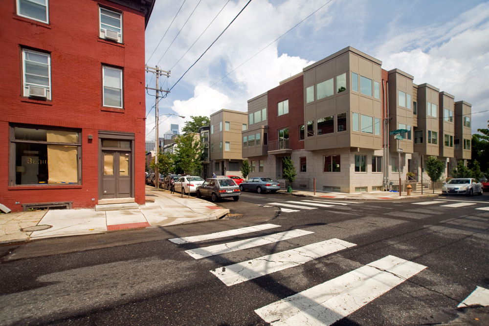 As Infill Row House Projects Abound, A Designer Weighs The Issues