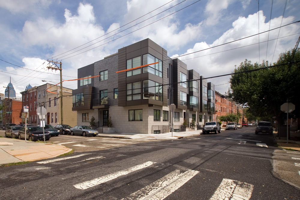 As Infill Row House Projects Abound, A Designer Weighs The Issues ...
