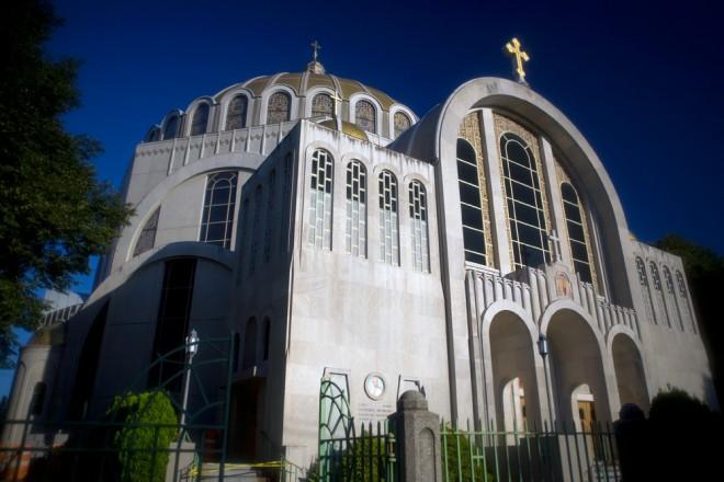 Ukrainian Catholic Cathedral of the Immaculate Conception | Photo: Bradley Maule