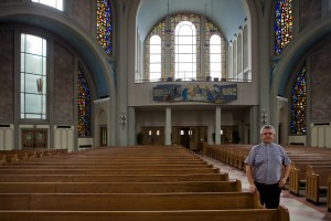 Father Ivan Demkiv | Photo: Bradley Maule