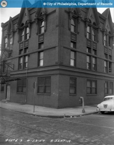 1959. There's the scary fire escape. | Source: PhillyHistory.org