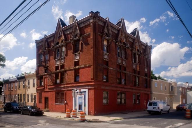 Wharton Hall | Photo: Bradley Maule