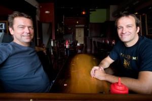 Paul Kimport & William Reed, entrepreneurs of easy | Photo: Bradley Maule