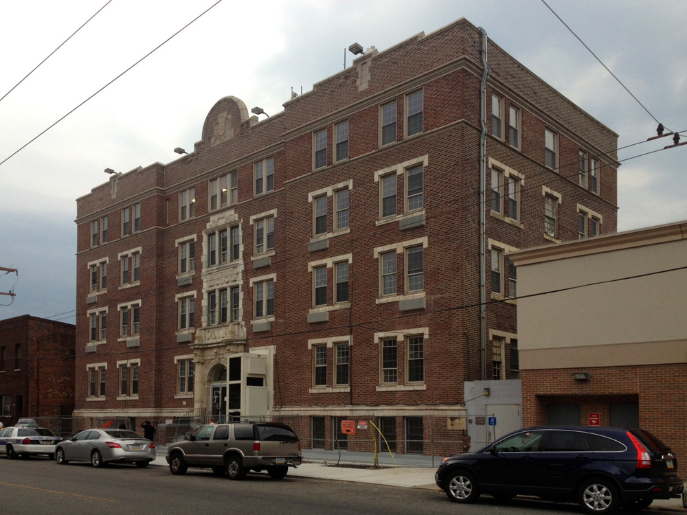 In South Philadelphia, A Baptist Rebirth As The Snyder House