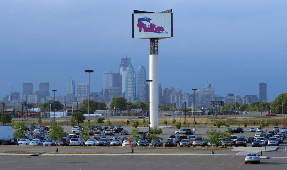 Variations On A Theme: Phillies Lowering Skyline-Blocking Tower