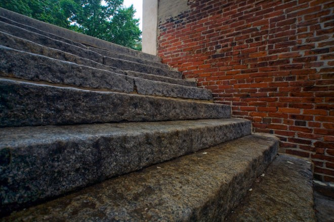 Wood Street Steps: detail | Photo: Bradley Maule