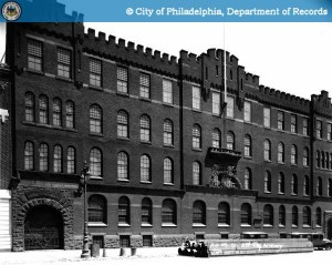 The Armory in 1931 | Credit: Phillyhistory.org