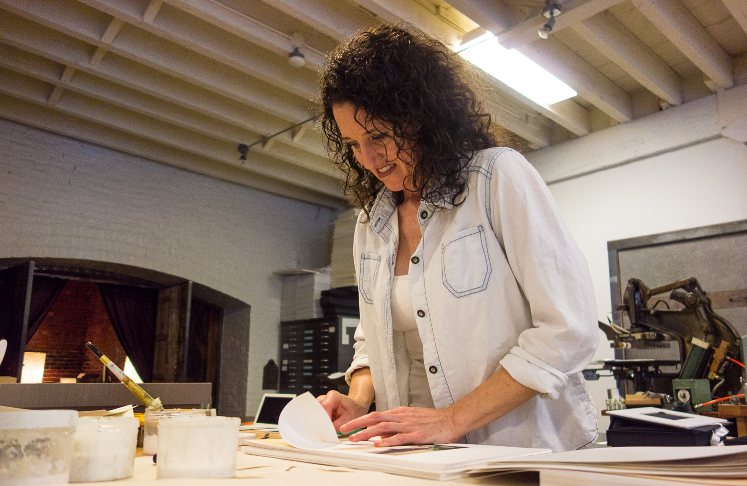 The Real Bookbinder's Revival