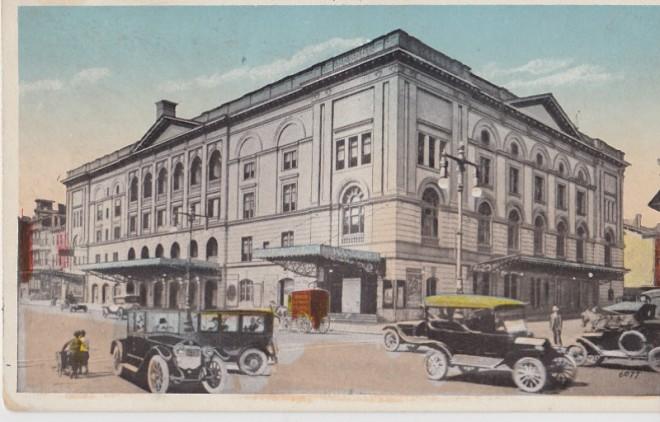 The Met circa 1910