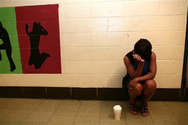 Photo: Harvey Finkle, Fairhill Elementary School