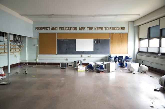 Photo: Katrina Ohstrom, Joseph Leidy Elementary School