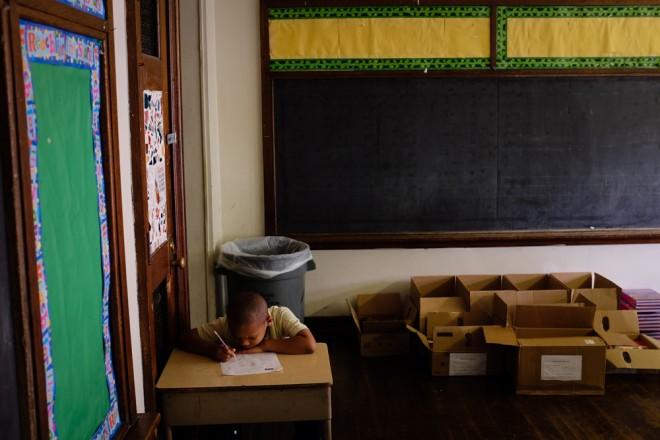 Photo: Matt Stanley, Walter G. Smith Elementary School